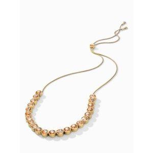 Stella and Dot Vida Champagne Necklace